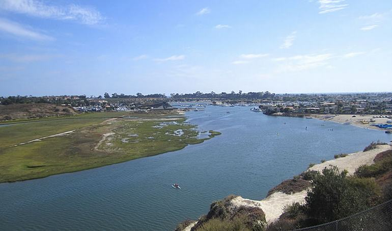 Newport Bay Ecological Preserve