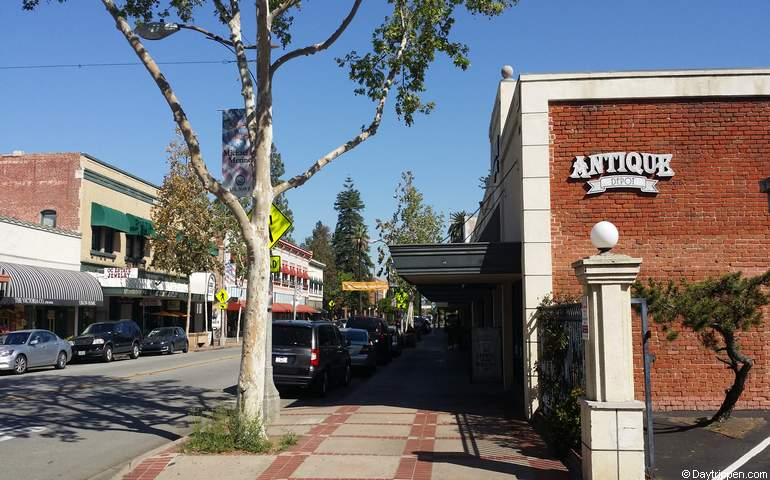 Old Towne Orange California