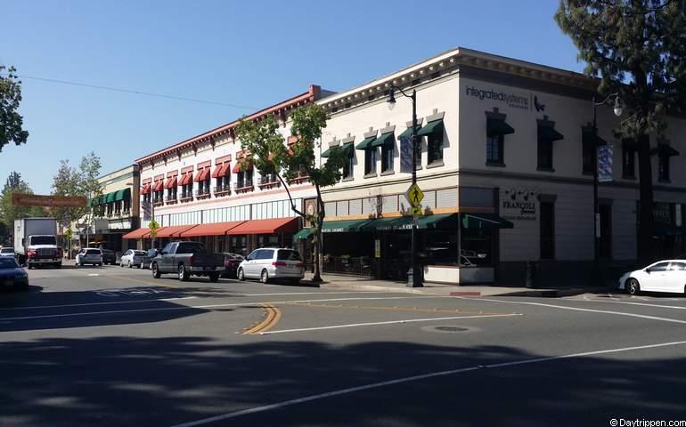 Old Town Orange California