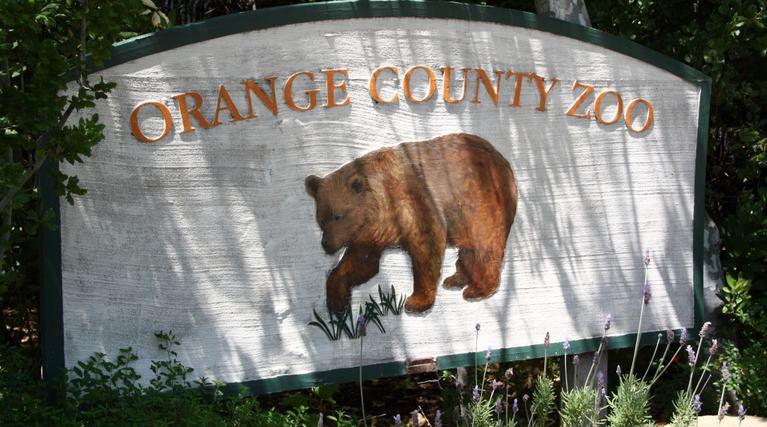 Orange County Zoo Irvine Park