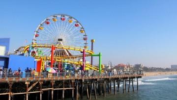 Pacific Park Santa Monica Day Trip