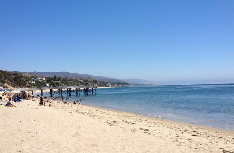 Paradise Cove Beach Malibu
