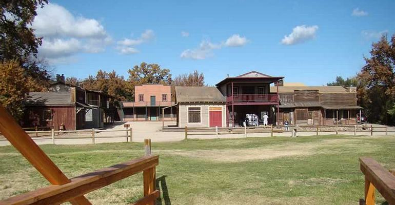 Free Places To Go Paramount Ranch
