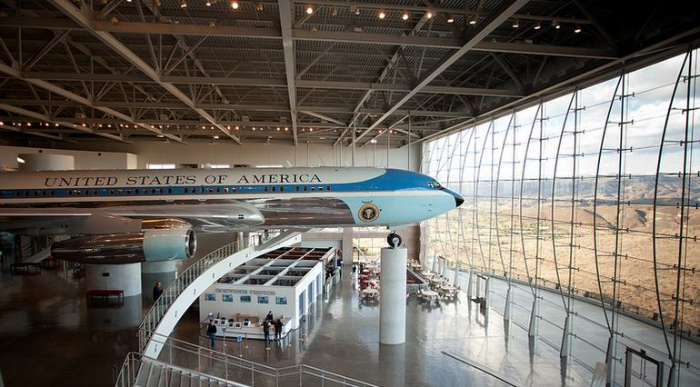 Southern California Bucket List Reagan Library
