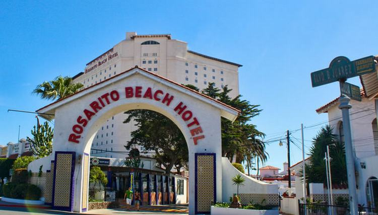 Rosarito Beach Mexico