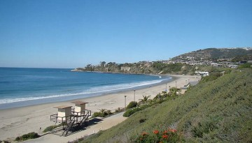 Salt Creek Beach Orange County Day Trip
