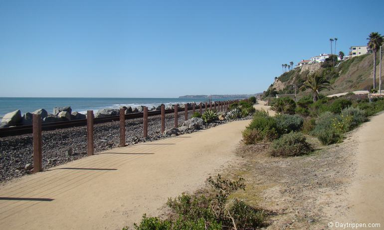 San Clemente Beach Trail South Orange County