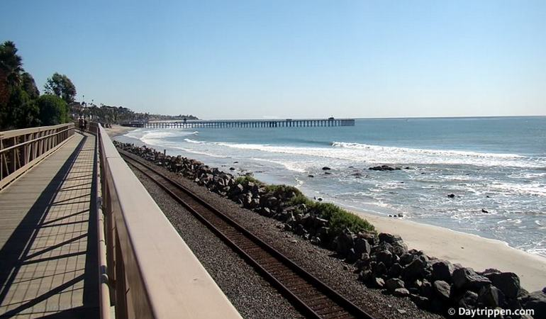 San Clemente Beach Trail Orange County