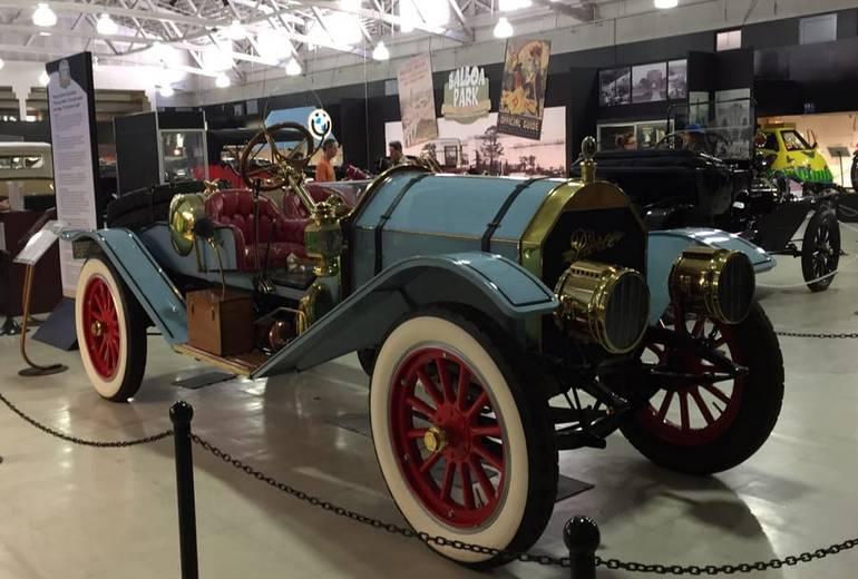 Balboa Park Automotive Museum
