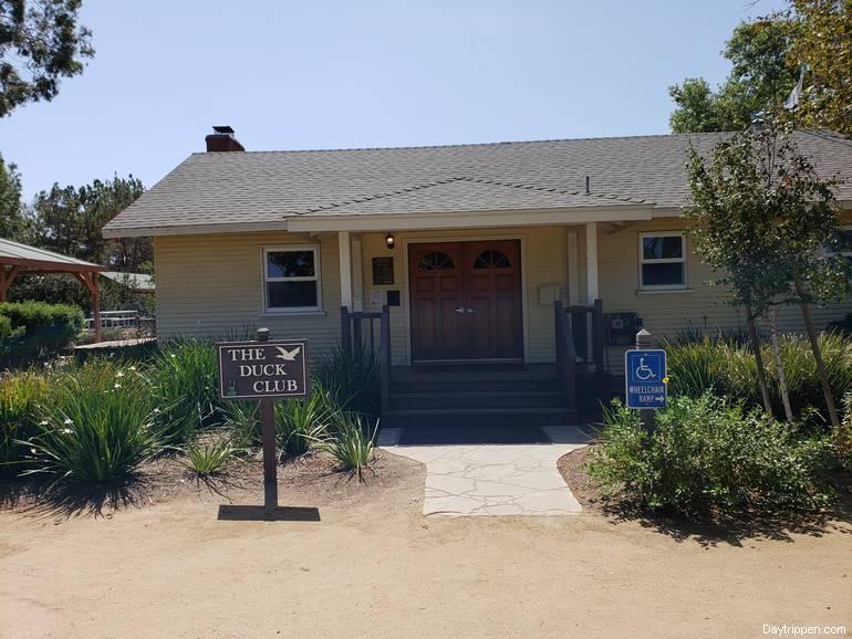 San Joaquin Wildlife Sanctuary Duck Club