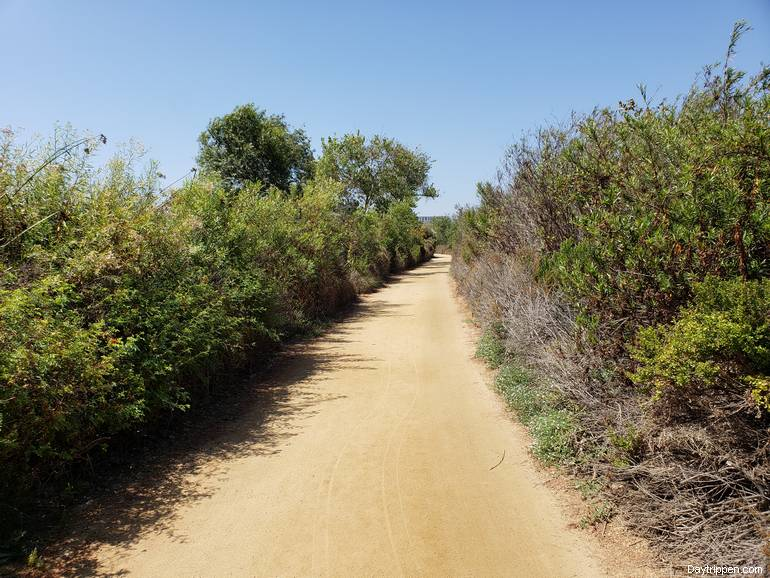 San Joaquin Wildlife Sanctuary Trail