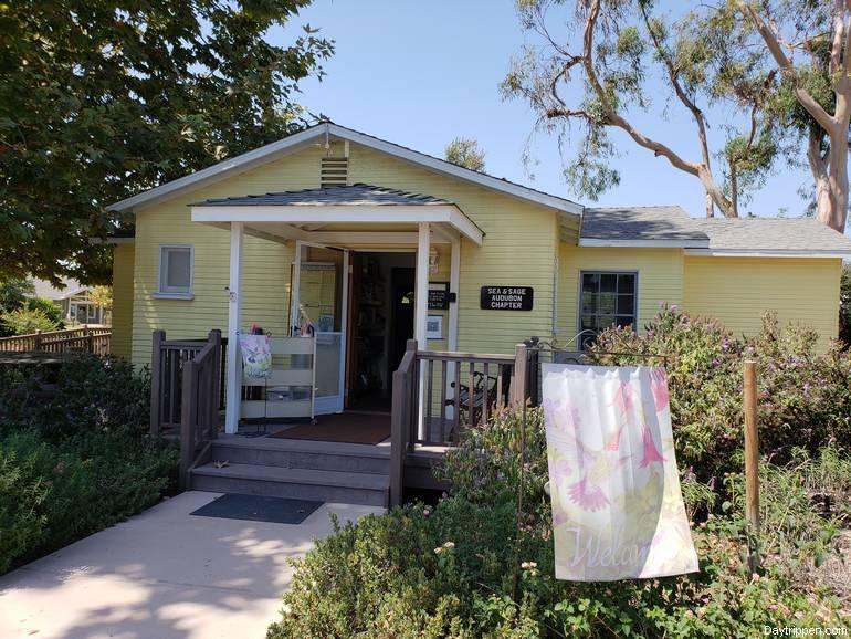 San Joaquin Wildlife Sanctuary Audubon House