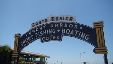 Santa Monica Beach Los Angeles Day Trip