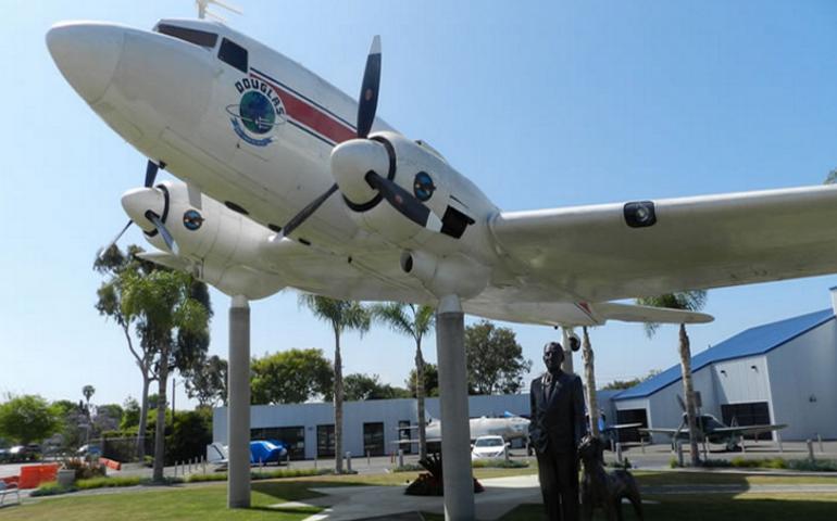Santa Monica Museum of Flying