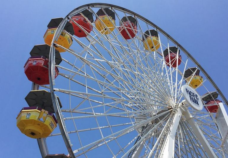 Pacific Ferris Wheel