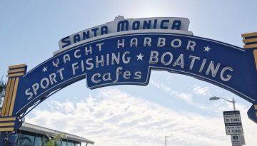 Santa Monica Pier Day Trip
