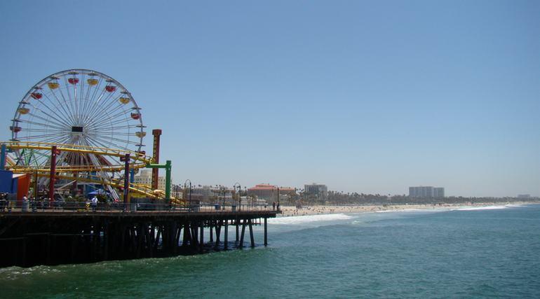 Santa Monica Pier Day Trip Things To Do