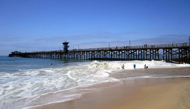 Old Town Seal Beach Ca