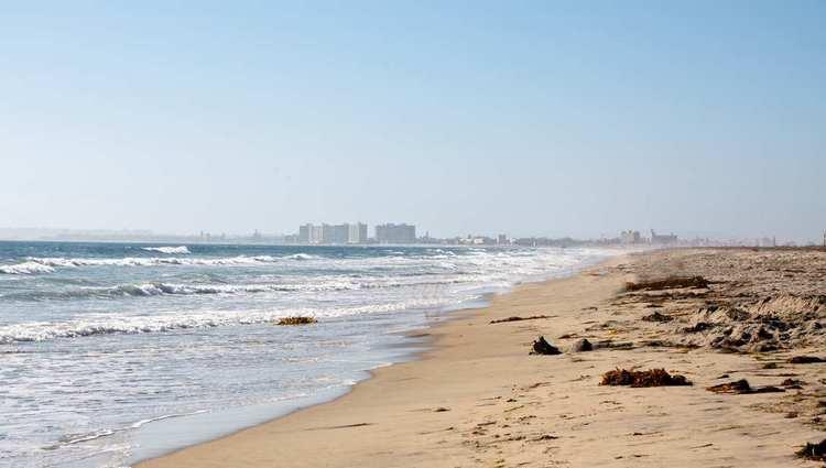 Silver Strand State State Beach San Diego