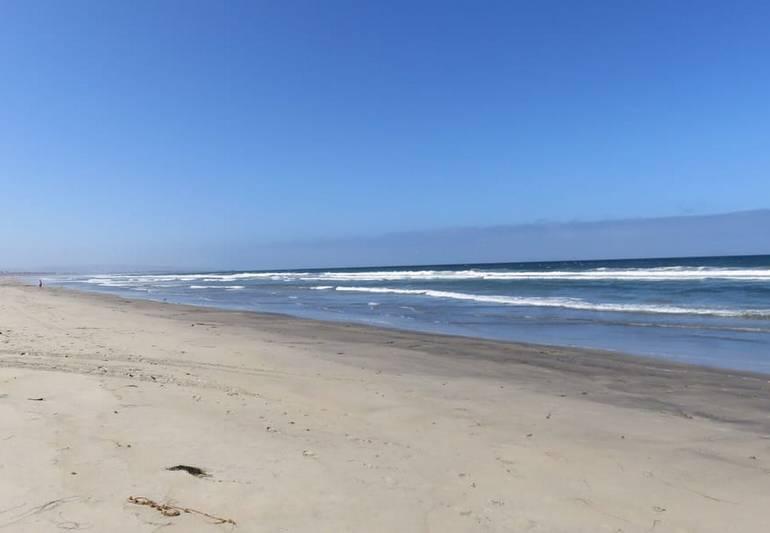 Silver Strand State Beach San Diego