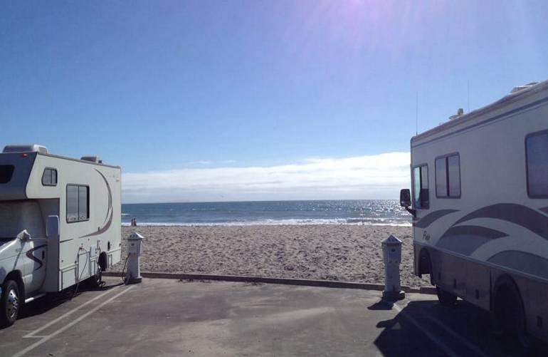 Silver Strand State Beach Best Campsite