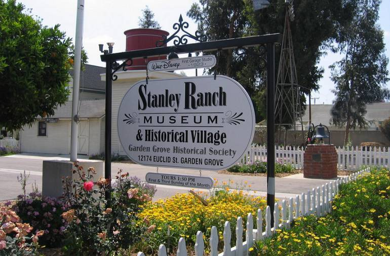 Stanley Ranch Museum Day Trip Garden Grove Historic Village