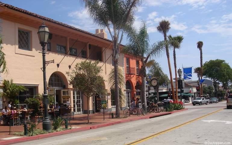 State Beach Santa Barbara CA