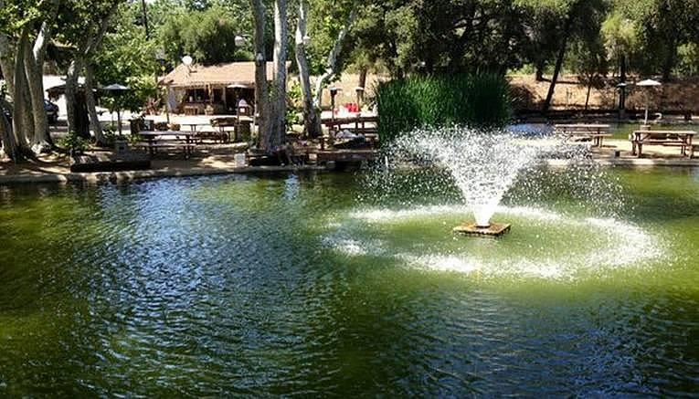 Troutdale Fishing Lake