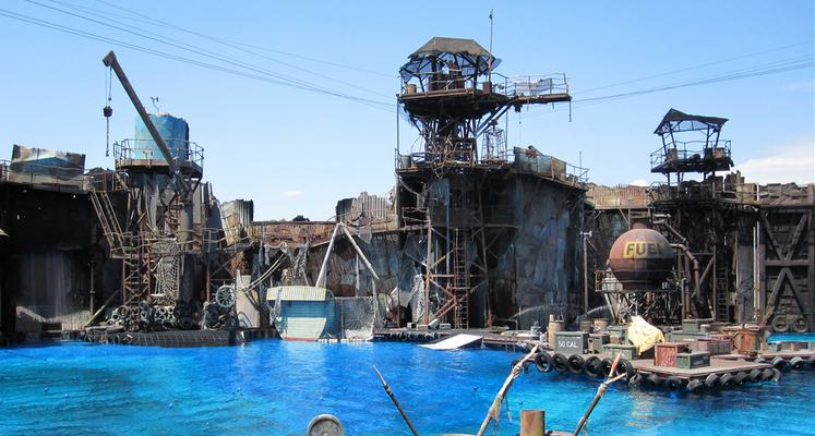 Water World Universal Studios Hollywood