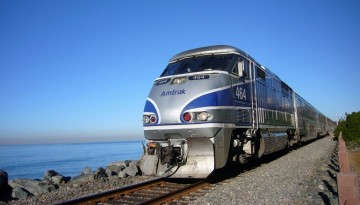 Amtrak Pacific Surfliner Coastal Day Trips