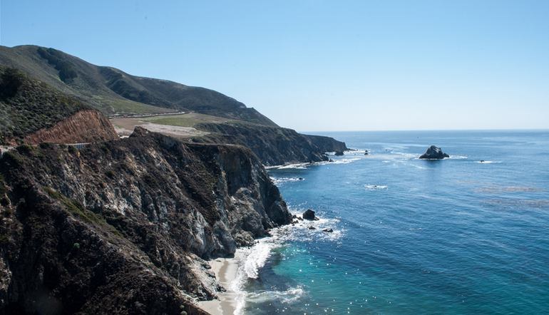 Big Sur Road Trip Pacific Coast Highway