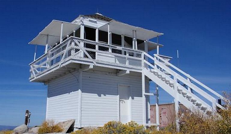 Black Mountain Lookout Tower