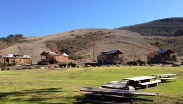 Beach Camping El Capitan Canyon Resort
