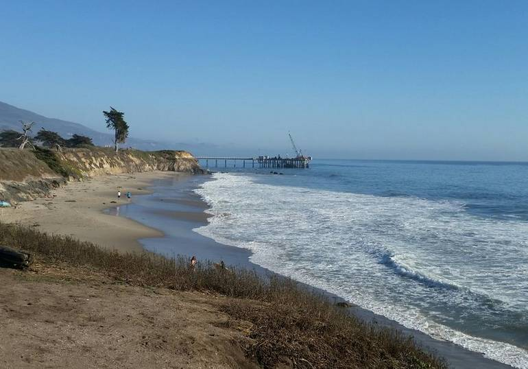 Carpinteria State Beach California