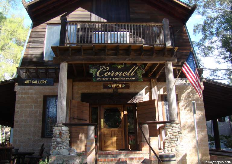 Cornell Winery & Tasting Room