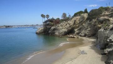 Corona Del Mar Orange County Day Trip