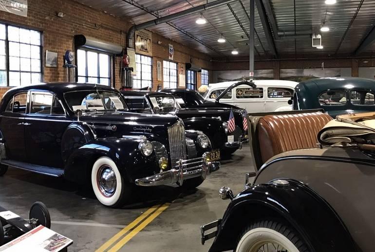 Automobile Driving Museum El Segundo