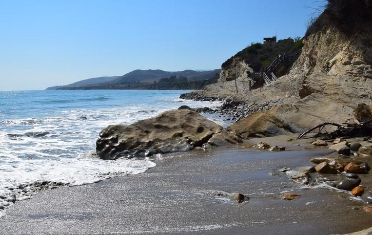 El Capitan State Beach Beach