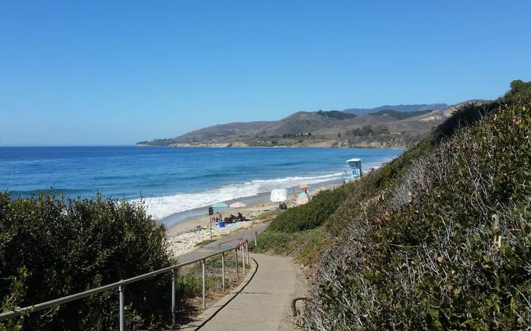 El Capitan State Beach California
