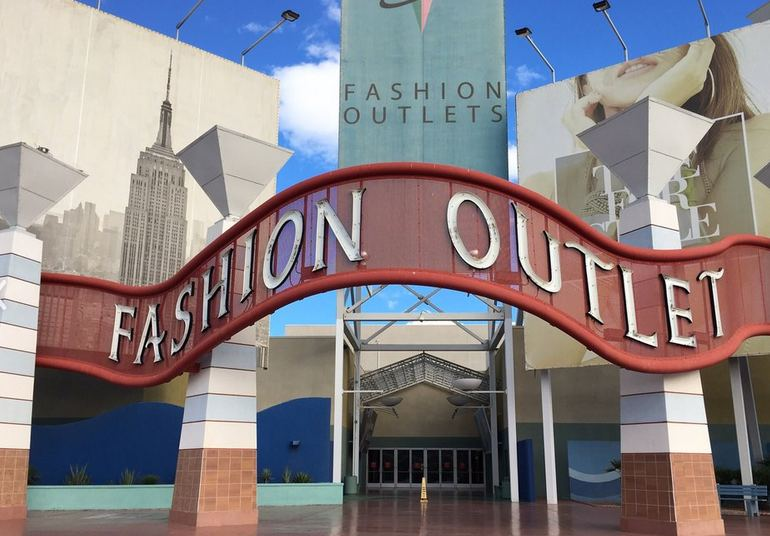 Fashion Outlets of Las Vegas Primm Nevada