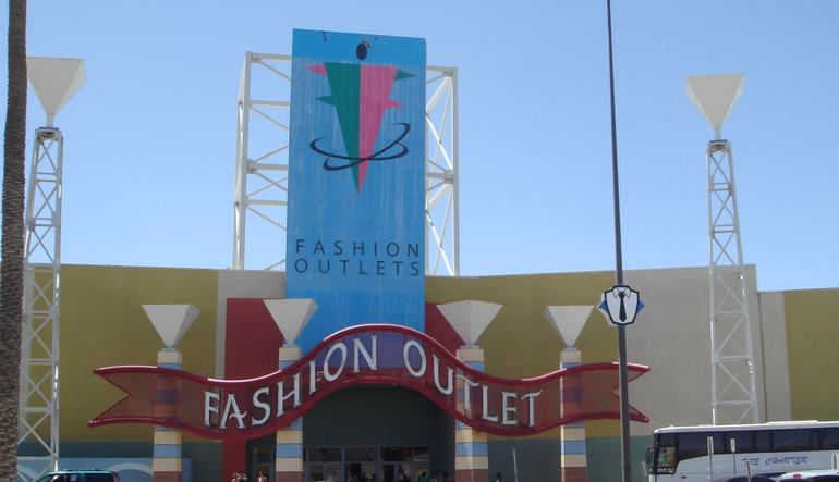 Fashion Outlets Primm Nevada