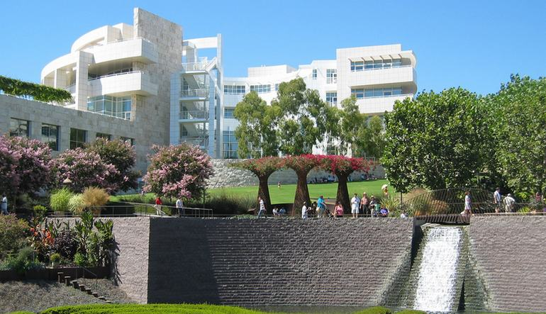 Getty Center Southern California Day Trip