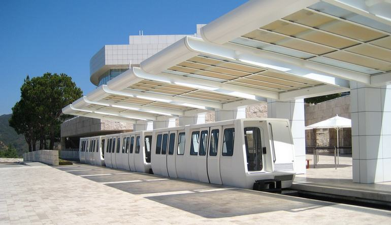 Getty Center Tram
