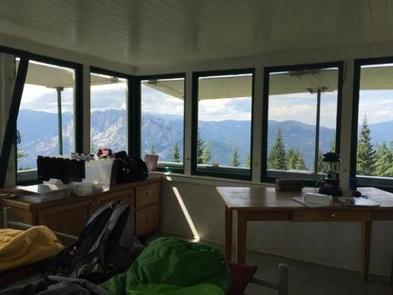 Girard Ridge Lookout