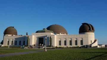 Griffith Observatory Los Angeles Day Trip
