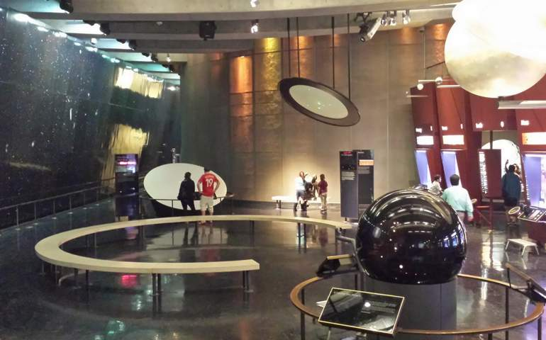 Griffith Observatory Exhibit Hall