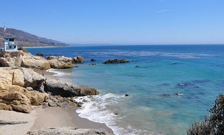 Leo Carrillo State Beach Camping Day Use