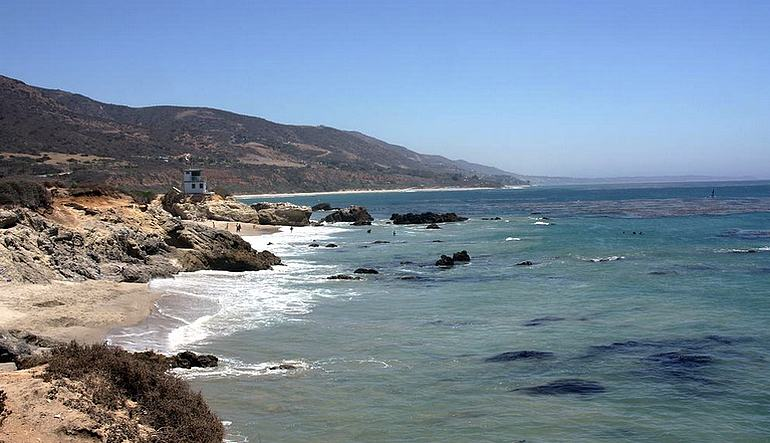Leo Carrillo State Beach Malibu