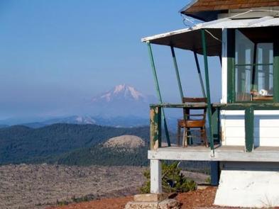 Little Mt. Hoffman Lookout