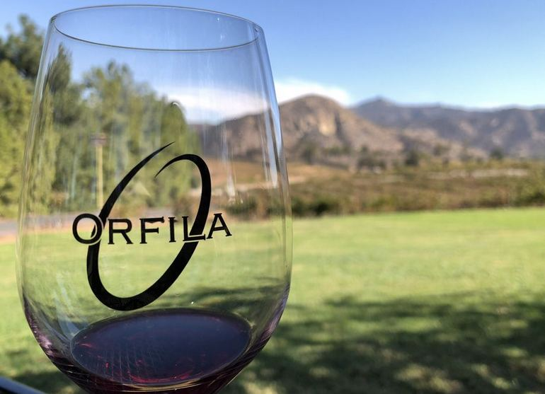 Orfila Vineyards and Winery